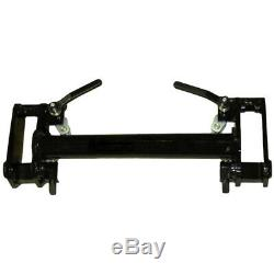Case 1845 Quick Tach Coupler Plate Fits 1845 1845B 1845C Replaces 181776A1