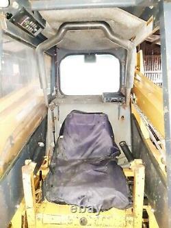 Case 1845C skid steer loader Not Bobcat, JCB
