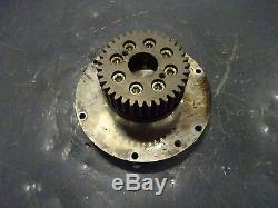Case 465 Engine Drive Gear Plate Assy. Skid Steer Loader 450 445 440