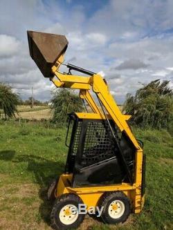 Case / Belle skid steer Bobcat type loader mini digger