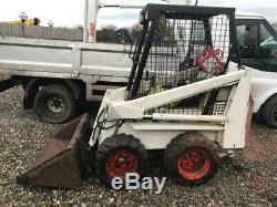 Case clark bobcat skid steer loader 3ft wide