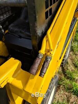 Case skid steer Bobcat type loader mini digger