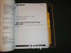 Cat Caterpillar 216 226 Skid Steer Loader Service Shop Repair Book Manual