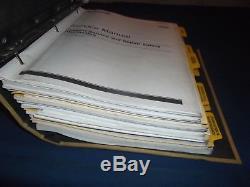 Cat Caterpillar 248b 268b Skid Steer Loader Service Shop Repair Book Manual