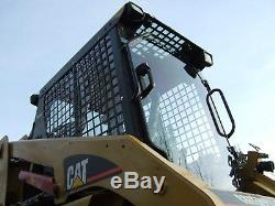 Caterpillar 216B 226B 246B 277 277 ALL! Call US! Skid steer loader cab sides