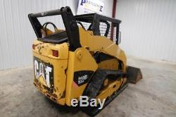 Caterpillar 259b3 Skid Steer Track Loader, 71 Hp, Ready To Go To Work