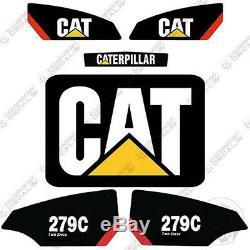 Caterpillar 279C 2 Speed Decal Kit Equipment Decals