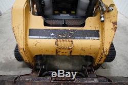 Caterpillar 287b Skid Steer Track Loader, Orops, 79 Hp, High Flotation