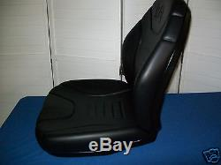 Caterpillar Cat Multi Terrain Skid Steer Loader Suspension seat cushion kit #JT