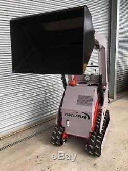Compact Track Skid Steer Micro Mini Loader AXPAN AX PRO Loader £5,495+VAT New