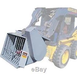 Concrete Mixer for Skid Steer Loaders Commercial Industrial & Heavy Duty