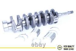 Crankshaft With Bearing Set for Kubota 16641-23010 V2203, V2003, V1903
