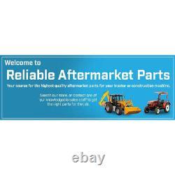 Crankshaft for Shibaura N844L/L-D/LT/LT-D/LTA-D P115256990 Qty 1 SR130, 410, D45