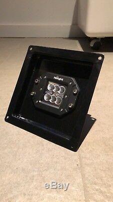 Custom built indestructible Bobcat lights