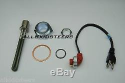 For Bobcat Oil Pan Heater 863 864 873 T200 883 Skid Steer Deutz Block