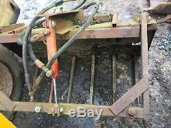 Gehl 360 Skid Steer Loader Digger Muck Grab Diesel Loading Shoval Bargain