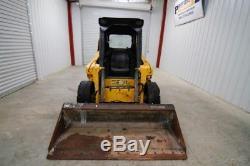 Gehl 4640e P2 Wheel Skid Steer Loader, 68 Hp, 6300 Lb Oper. Weight
