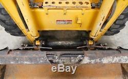 Gehl 4640e Wheel Skid Steer Loader, Tipping Load Of 3000 Lbs