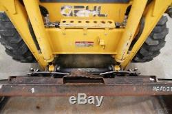 Gehl 4640e Wheel Skid Steer Loader, Tipping Load Of 3000 Lbs, Ready To Work