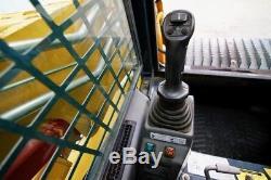 Gehl Ctl85 Turbo Cab Skid Steer Track Loader, Two Speed, High Flow, 92 HP