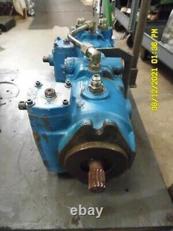 Gehl Sl4635 Skid Steer Hydraulic Tandem Pump 136387