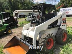 Genuine Bobcat 2001 863 Skid Steer / Loader