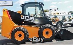 Genuine Jcb 225 T4 2016 Skid Steer Wheel Loader