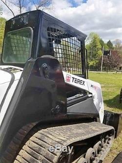 Genuine Terex 2012 Pt70 High Flow Tracked Skid Steer / Wide Track Loader