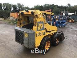 JCB 165HF Robot Skid Steer Loader Skidsteer Excavator