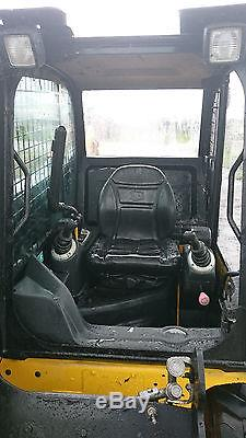 JCB Robot 170 skid steer loader 2009, good condition 2,900 hrs owned from new