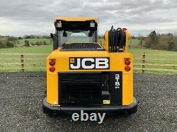 JCB Robot 3TS-8W Telescopic Skidsteer / Bobcat / Loader / Teleskid