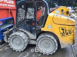 JCB skid steer loader 2008 3.8 Ton
