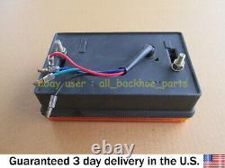 Jcb Backhoe Rear Stop Light Assembly (part No. 700/23600)