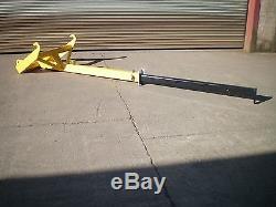 Jib Crane/Skid steer loader/ JCB/ Linkage/ attachment/ fly JIB/ extension
