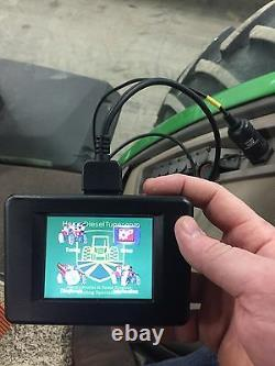 John Deere 4.5L 6.8L 9.0L 12.5L 13.5L Chip Tuning Power Fuel Savings R Series
