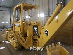 John Deere 455 G Dozer crawler loader decal set