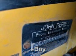 John Deere CT332 Track Skid Steer Loader 2123 Hours