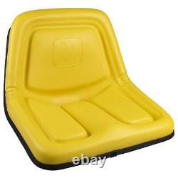 John Deere TY15863 Complete High-Back Seat Replacement Assembly AMT622 AMT626