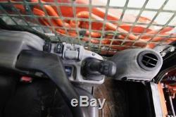 Kubota Svl 90-2hfc Cab Skid Steer Track Loader, Ac/heat, High Flow