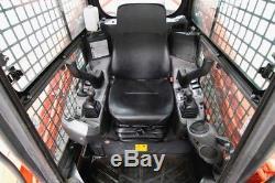 Kubota Svl 95-2s Cab Skid Steer Track Loader, Ac/heat