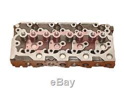 Kubota V2203 / V2203M Cylinder Head Excavator Tractor Bobcat Skid-Steer Loader