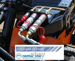 MIni Skid Steer Loader (Briggs and Stratton Vanguard Engine)