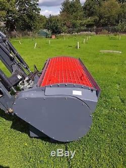 Mixer Bucket for excavator, loader, skid steer and tele-handler from £4460