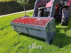 Mixer Bucket for excavator, loader, skid steer and tele-handler from £4980