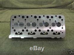 NEW Bobcat 743 Cylinder Head withvalves 6598127, 6660966