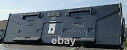 New 74 BOBCAT BUCKET HD, SKID STEER, QUICK ATTACH/BOBCAT/KUBOTA 7272680