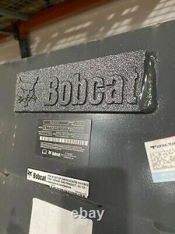 New 74 BOBCAT BUCKET, SKID STEER, QUICK ATTACH/BOBCAT/KUBOTA 7272768 OEM STD