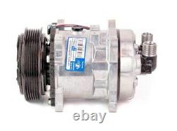 New Bobcat AC Compressor 7023580 6698590 7279628 5H11 6PV VOR S650 S750 S850