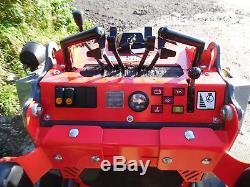 New Giant Stand On Skid Steer Sk201d Compact 4 Wheel Loader / Bobcat