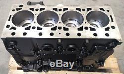New Holland L230 C232 C238 L225 F5HFL413E Skid Steer Loader Reman Short Engine